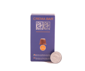 crema bar capsule